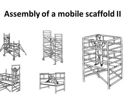 Scaffold user course 5